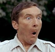 Kenneth Williams shocked