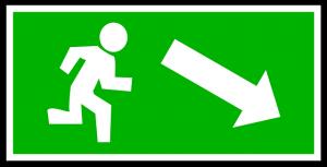 trip sign