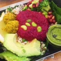 Falafel salad200